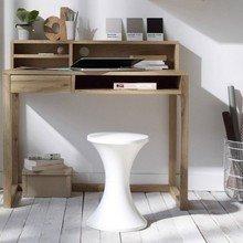Фотография: Кабинет в стиле Скандинавский, Декор интерьера, Мебель и свет – фото на InMyRoom.ru