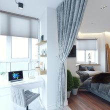 Фото из портфолио Квартира в Бутовских аллеях – фотографии дизайна интерьеров на INMYROOM