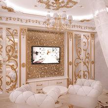 Фото из портфолио Пышное убранство – фотографии дизайна интерьеров на INMYROOM