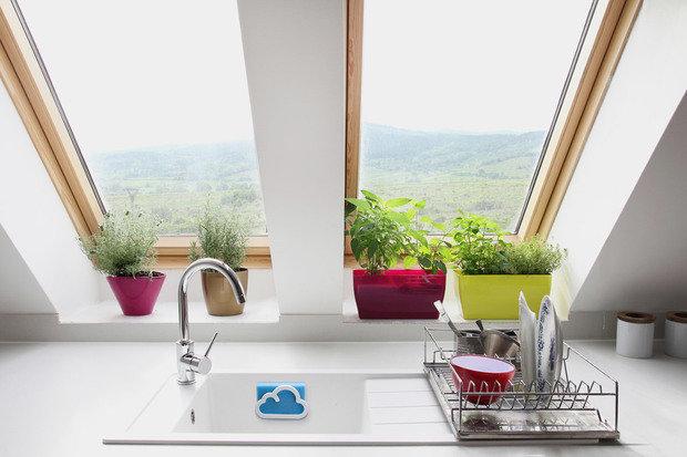 Угловая мойка для кухни (45 фото): интересное решение при.