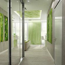 Фото из портфолио Нежная квартира – фотографии дизайна интерьеров на INMYROOM