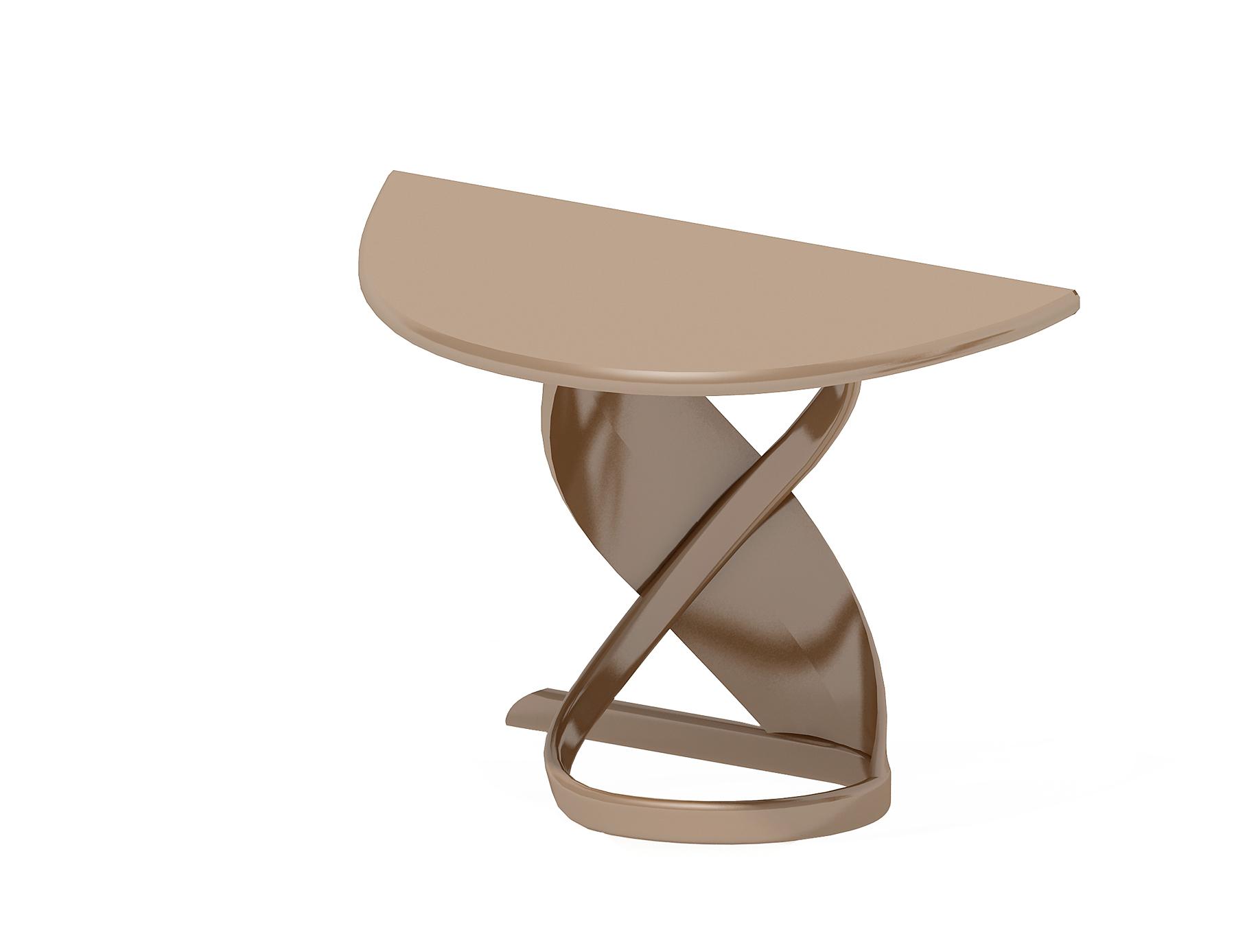Туалетный столик Virtuos p коричневого цвета