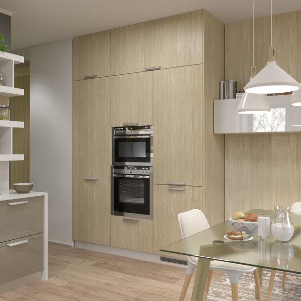 Фотография: Кухня и столовая в стиле Современный, Студия, Советы – фото на InMyRoom.ru