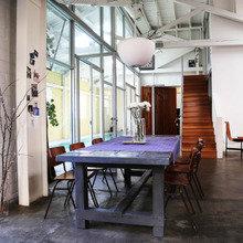 Фото из портфолио Дом дизайнера Лорен Иеремии в Сан-Франциско – фотографии дизайна интерьеров на INMYROOM