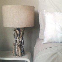 Фотография: Спальня в стиле Эко, Декор интерьера, Мебель и свет, Декор дома, Светильники, Зеркала – фото на InMyRoom.ru