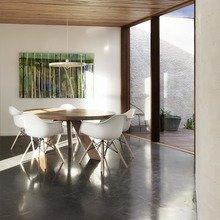 Фото из портфолио Необычная форма дома - оригинальная идея интерьера – фотографии дизайна интерьеров на InMyRoom.ru