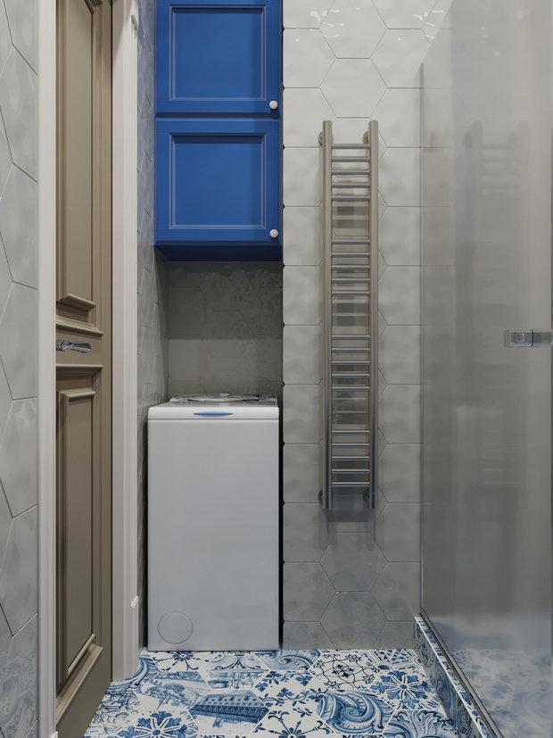Фотография: Ванная в стиле Современный, Советы, Duravit, маленький санузел, маленькая ванная, дизайн маленького санузла, WonderGliss – фото на INMYROOM