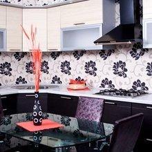 Фотография: Кухня и столовая в стиле Современный, Интерьер комнат, Встраиваемая техника – фото на InMyRoom.ru