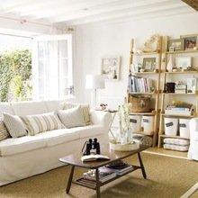 Фотография: Гостиная в стиле Кантри, Скандинавский, Декор интерьера, Декор дома, IKEA – фото на InMyRoom.ru