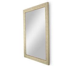 """Зеркало в мореной светлой раме """"Мелиха"""""""