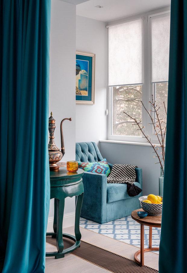 Фотография: Балкон в стиле Восточный, Советы, Технониколь – фото на INMYROOM