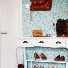 Фотография: Декор в стиле , Скандинавский, Малогабаритная квартира, Квартира, Швеция, Цвет в интерьере, Дома и квартиры, Белый – фото на InMyRoom.ru