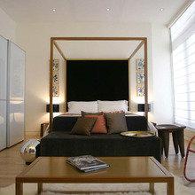 Фотография: Спальня в стиле Скандинавский, Индустрия, Люди – фото на InMyRoom.ru