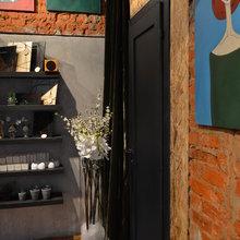 Фотография: Декор в стиле Лофт, Карта покупок, Индустрия, Маркет, Стена – фото на InMyRoom.ru
