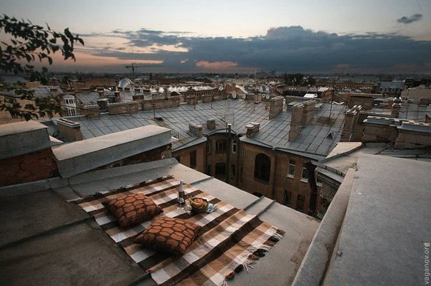 Фотография: Ландшафт в стиле Современный,  – фото на InMyRoom.ru