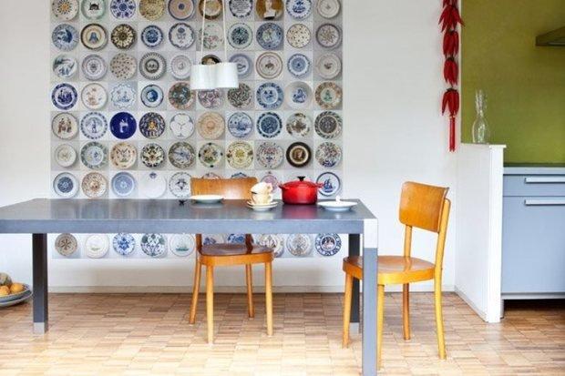 Фотография: Кухня и столовая в стиле Прованс и Кантри, Современный, Декор интерьера, Декор дома – фото на InMyRoom.ru