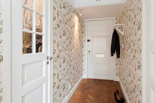 Фотография:  в стиле , Малогабаритная квартира – фото на InMyRoom.ru