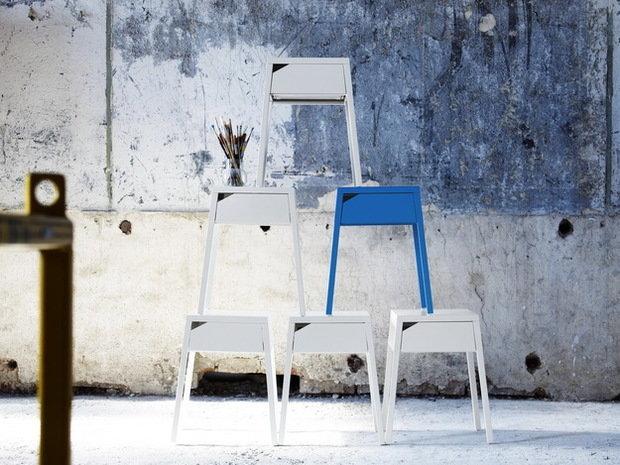 Фотография: Балкон в стиле Современный, Индустрия, Новости, IKEA, Ткани, Кресло, Ваза, Стулья, Постеры, Принты, Плетеная мебель – фото на InMyRoom.ru