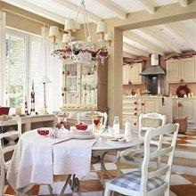 Фотография: Кухня и столовая в стиле , Декор интерьера, Дом, Франция, Декор дома, Советы, Прованс – фото на InMyRoom.ru
