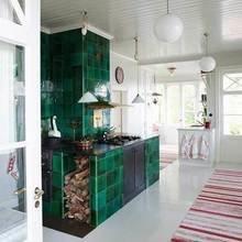 Фотография: Кухня и столовая в стиле Кантри, Скандинавский, Индустрия, Люди, IKEA – фото на InMyRoom.ru