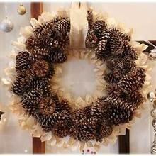 Фото из портфолио Новогодняя коллекция новогодних украшений для улицы -на дверь . – фотографии дизайна интерьеров на INMYROOM