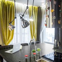 Фото из портфолио Квартира А3 – фотографии дизайна интерьеров на INMYROOM