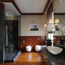 Фото из портфолио Загородный дом в Грибово – фотографии дизайна интерьеров на INMYROOM