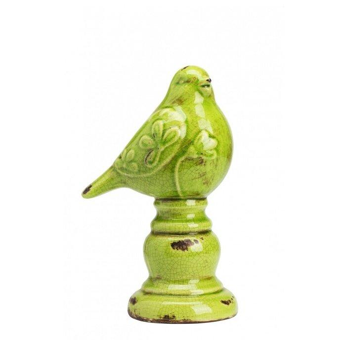 Предмет декора Olive Bird on Sphere