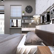Фото из портфолио Квартира в центре Казани – фотографии дизайна интерьеров на INMYROOM