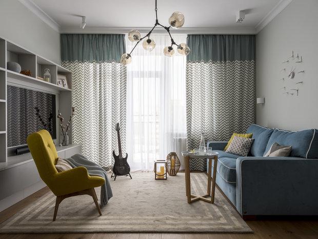 Фотография: Гостиная в стиле Скандинавский, Советы, дизайн-хаки – фото на INMYROOM