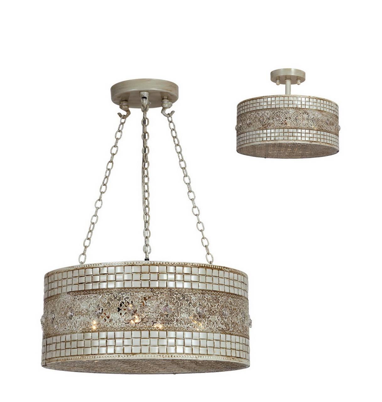 Купить со скидкой Подвесной светильник Favourite Tangier в стиле прованс