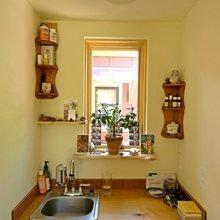 Фотография: Ванная в стиле Кантри, Современный, Дом, Дома и квартиры, Городские места, Дача – фото на InMyRoom.ru