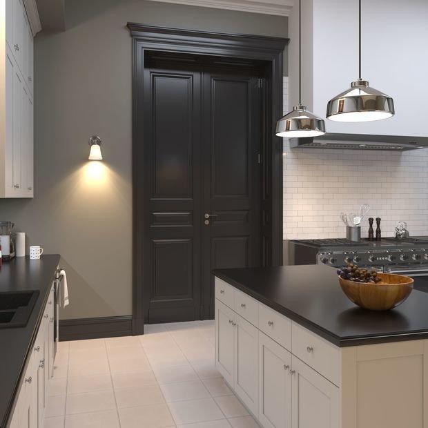 Фотография: Кухня и столовая в стиле Современный, Советы, Mr.Doors – фото на InMyRoom.ru
