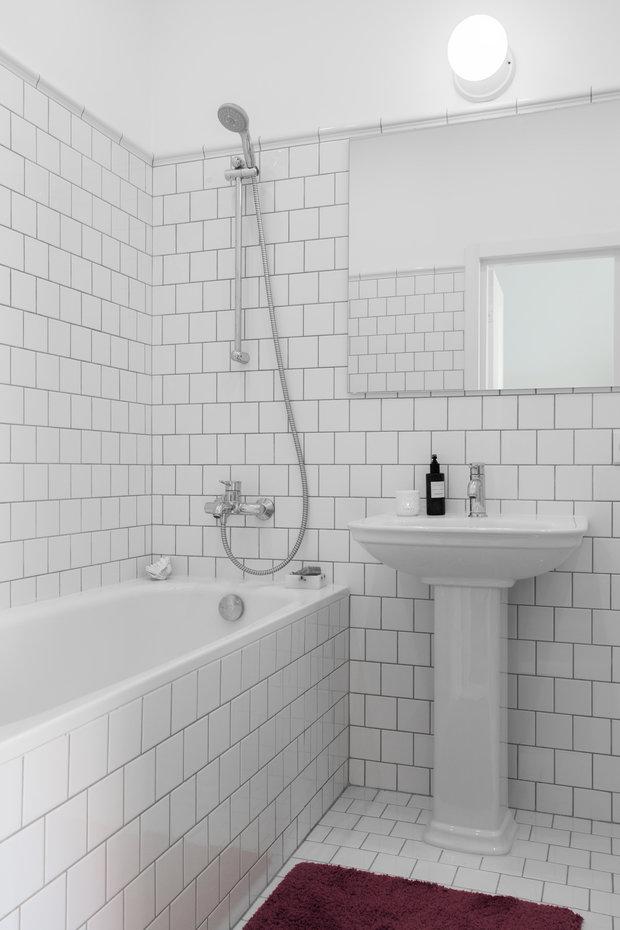 Фотография: Ванная в стиле Современный, Интервью, Сделано, Илья Шаргаев, Полина Филиппова – фото на INMYROOM