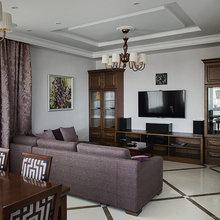 Фото из портфолио Квартира на ул. Удальцова – фотографии дизайна интерьеров на INMYROOM