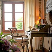 Фотография: Кабинет в стиле Кантри, Декор, Дома и квартиры – фото на InMyRoom.ru