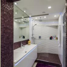 Фотография: Ванная в стиле Современный, Советы, маленькая ванная – фото на InMyRoom.ru