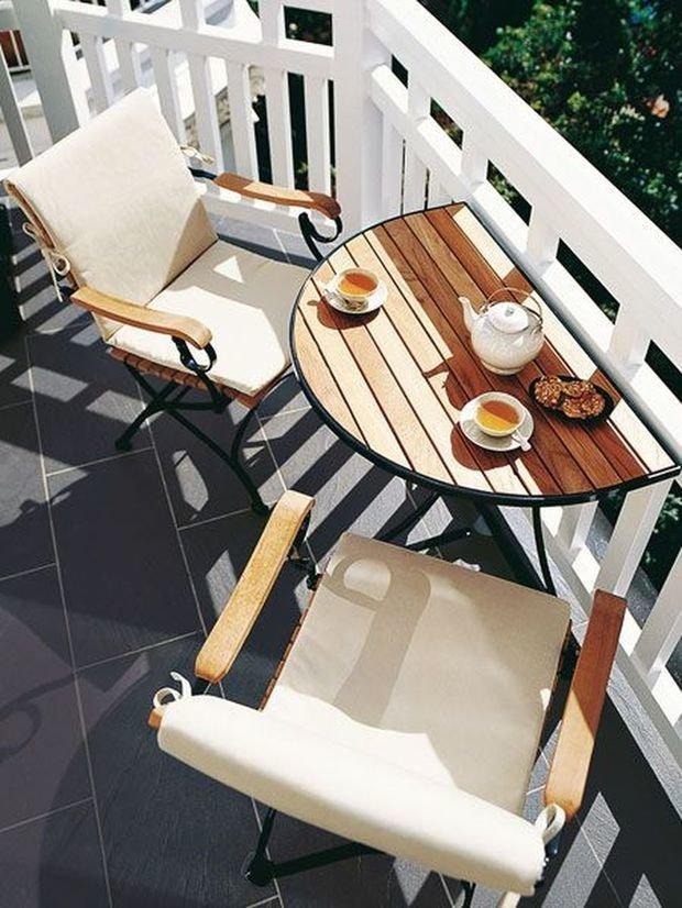 Фотография: Балкон в стиле Современный, Эко, Гид, как обустроить открытый балкон, открытый балкон, идеи для открытого балкона, как обустроить балкон, балкон в квартире – фото на INMYROOM