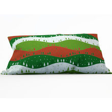 Декоративная подушка: Канун Йоля