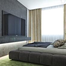 Фото из портфолио Спальня – фотографии дизайна интерьеров на InMyRoom.ru