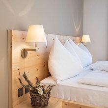 Фотография: Спальня в стиле Эко, Дом, Дома и квартиры – фото на InMyRoom.ru