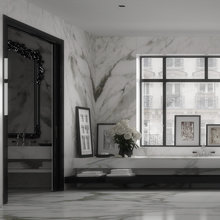Фото из портфолио Дверь-пенал – фотографии дизайна интерьеров на INMYROOM