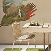 Фотография: Кабинет в стиле Кантри, Декор интерьера, DIY, Квартира, Дом, Мебель и свет – фото на InMyRoom.ru