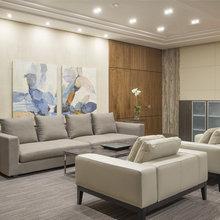 Фото из портфолио Банк: Кабинет Руководителя  – фотографии дизайна интерьеров на INMYROOM