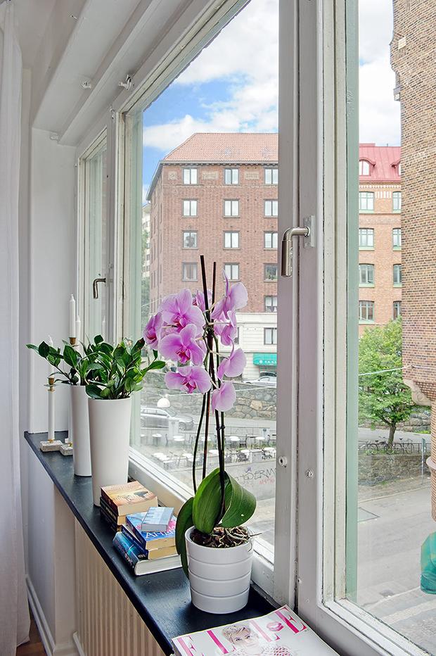 Фотография: Декор в стиле Скандинавский, Малогабаритная квартира, Квартира, Дома и квартиры – фото на InMyRoom.ru