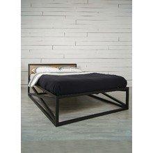 """двуспальная кровать """"industrial"""""""