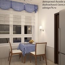 Фото из портфолио Квартира в центре Ярославля  – фотографии дизайна интерьеров на INMYROOM