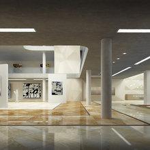 Фото из портфолио Визуализация дизайн-проекта интерьеров делового центра Quattro Corti в г. Санкт-Петербург – фотографии дизайна интерьеров на InMyRoom.ru