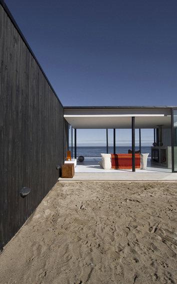Фотография: Терраса в стиле Минимализм, Дом, Дома и квартиры – фото на INMYROOM