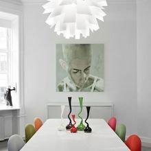 Фотография: Декор в стиле Хай-тек, Декор интерьера, Дом, Декор дома, Цветы, Вышивка – фото на InMyRoom.ru